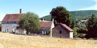 Gîte Bourgogne holiday rental France vakantiehuis Frankrijk vakantiehuis Burgund Feriënhaus