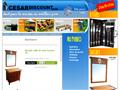 Cesar Discount : la boutique en ligne