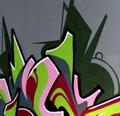 décoration intérieure murale, graffiti, graphisme à Lyon