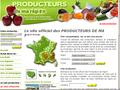 Tous les producteurs en vente directe de fruits légumes viande, vin et panier de produits bio ferme