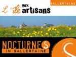 Ile aux Artisans et les Nocturnes de Sallertaine - 85 vendée