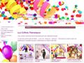 Ballon helium pour décoration mariage et anniversaire
