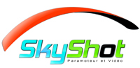 SkyShot videos et photos en paramoteur