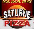 saturne pizza, livraison à domicile