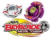 Toupie beyblade metal fusion stadium arène