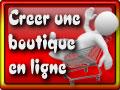 Creer gratuitement une boutique en ligne