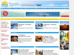 Agence de voyage - Evasion Tropicale