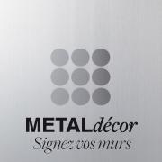 METALdécor - Boutique sticker : vente stickers muraux, panneaux adhesifs, decors adhesifs muraux