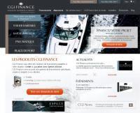 CGI Finance - Crédit Bateau