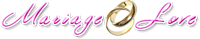 MariageAndLove - Album en ligne, Blog & Vidéos pour votre Mariage