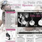 Bijoux Fantaisie La Perle d'Argent
