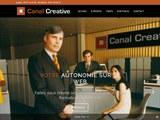 Agence web sur Nice et Bordeaux - Canal Creative