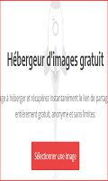 Hébergeur de vos images sur internet