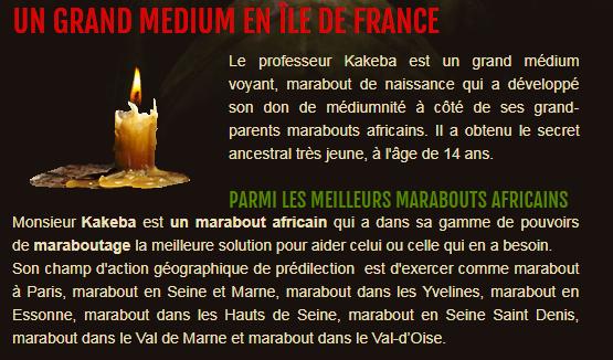 Marabout Voyant à Paris