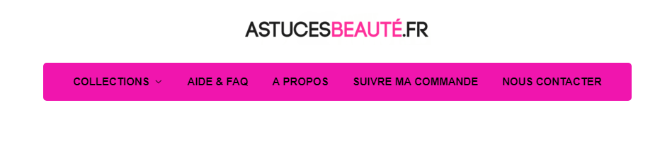 Astuce Beauté.fr : votre boutique en ligne