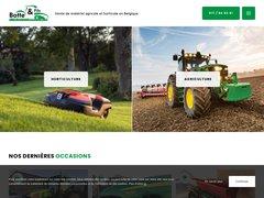 Ventre de matériels d'agriculture et d'horticulture