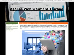 agence web clermont-ferrand