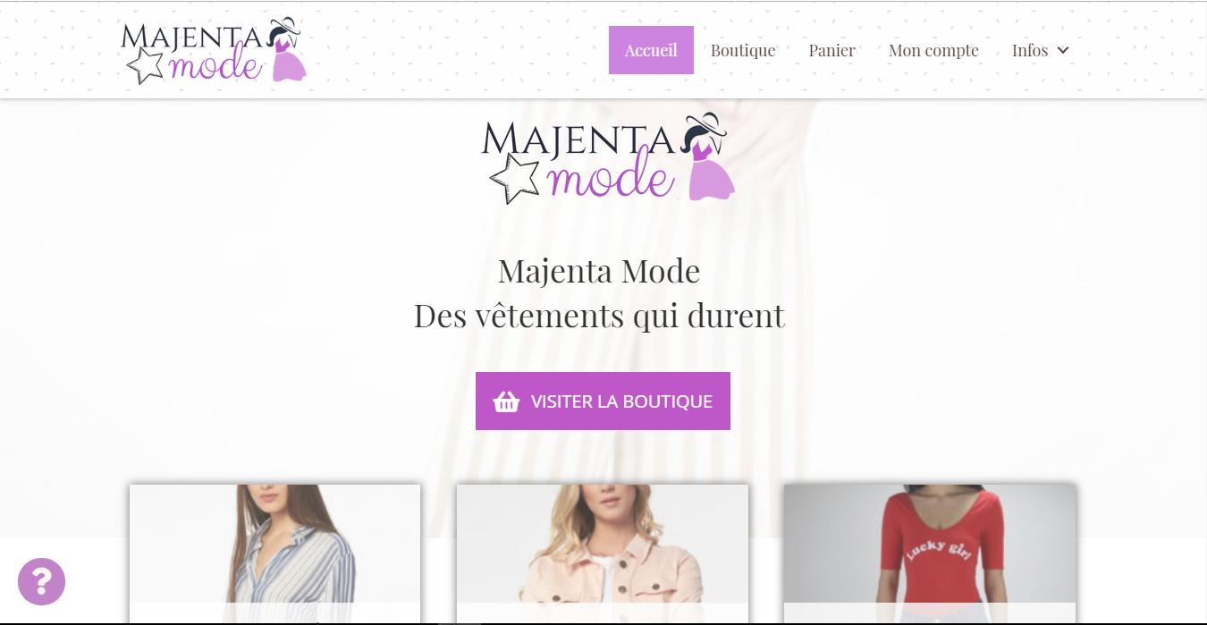 Majenta Mode