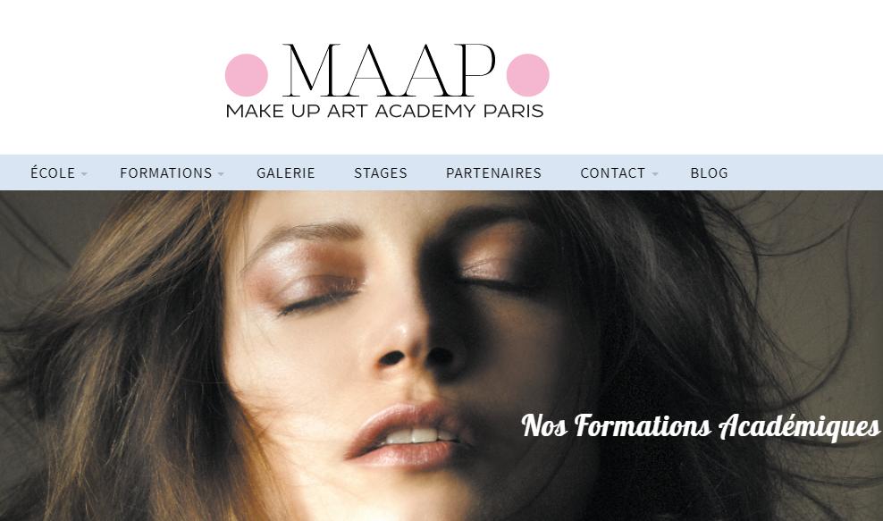 Votre école de maquillage à Paris