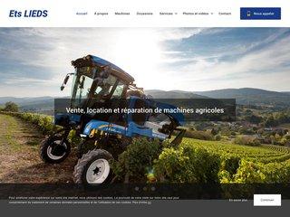 Vente de tracteurs et machines agricoles neuves et d'occasion