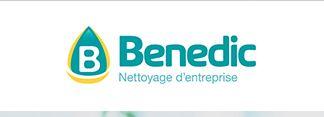 Benedic, spécialistes des services de nettoyage à Charleroi