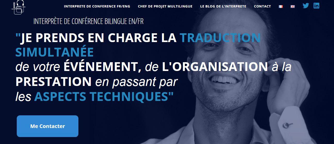 Interprète de conférence à Paris