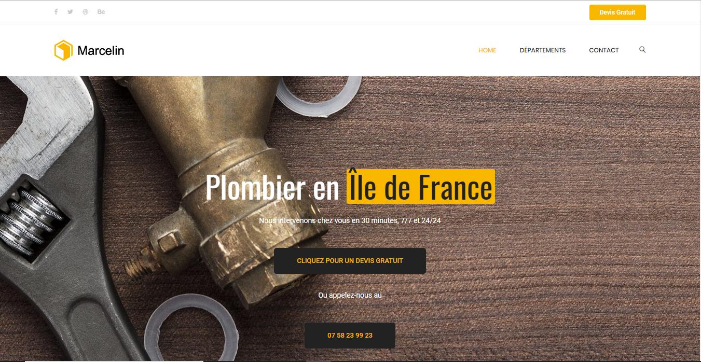 Votre Plombier en Île-de-France