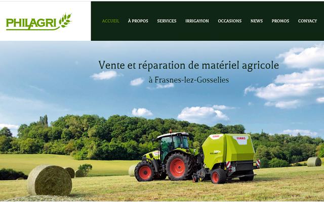 Vente et réparation de matériel agricole à Frasnes-lez-Gosselies
