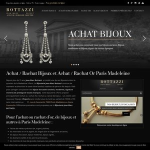Rachat de bijoux et d'or Paris