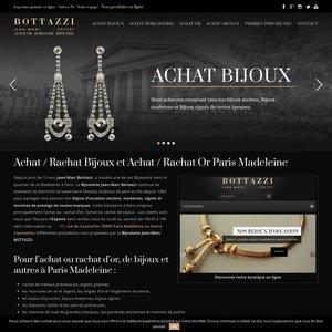 Rachat de bijoux et d'or Paris