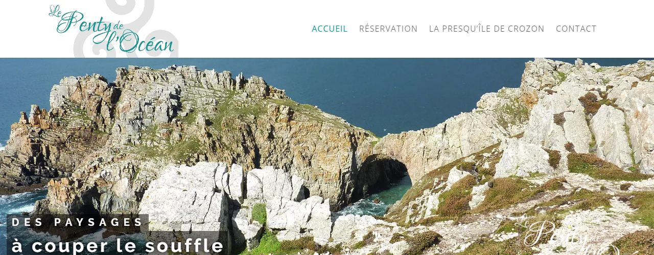 Location de vacances sur la presqu'île de Crozon