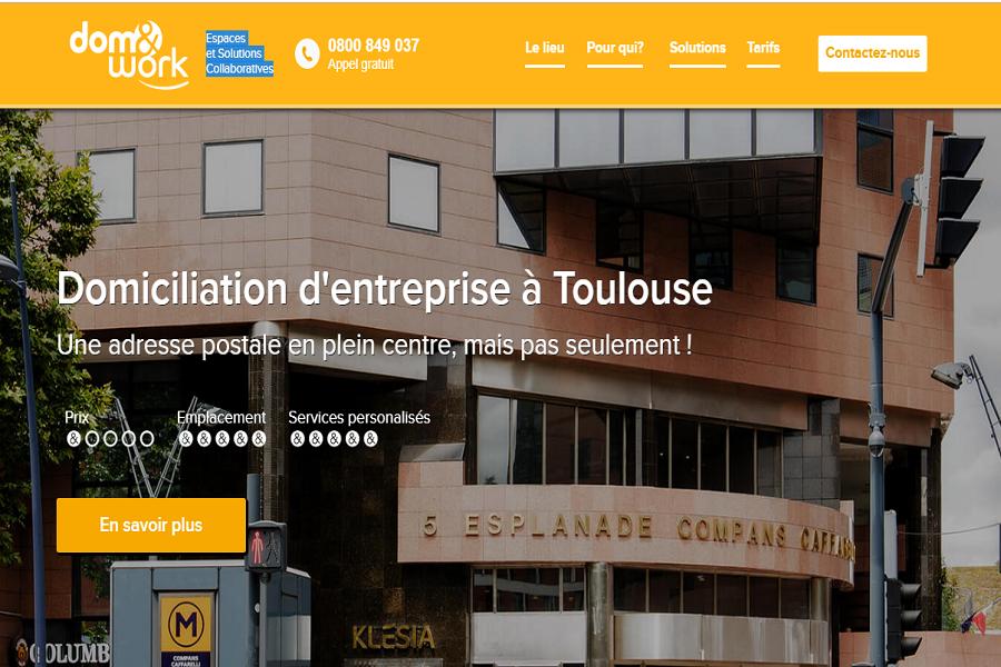 Location de salles de réunion, bureaux équipés et domiciliation à Toulouse