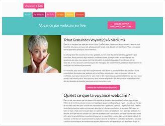 VoyanceZen : spécialiste de la voyance webcam en France