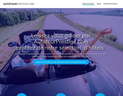 circuits auto en France - Autotour Prestige.com