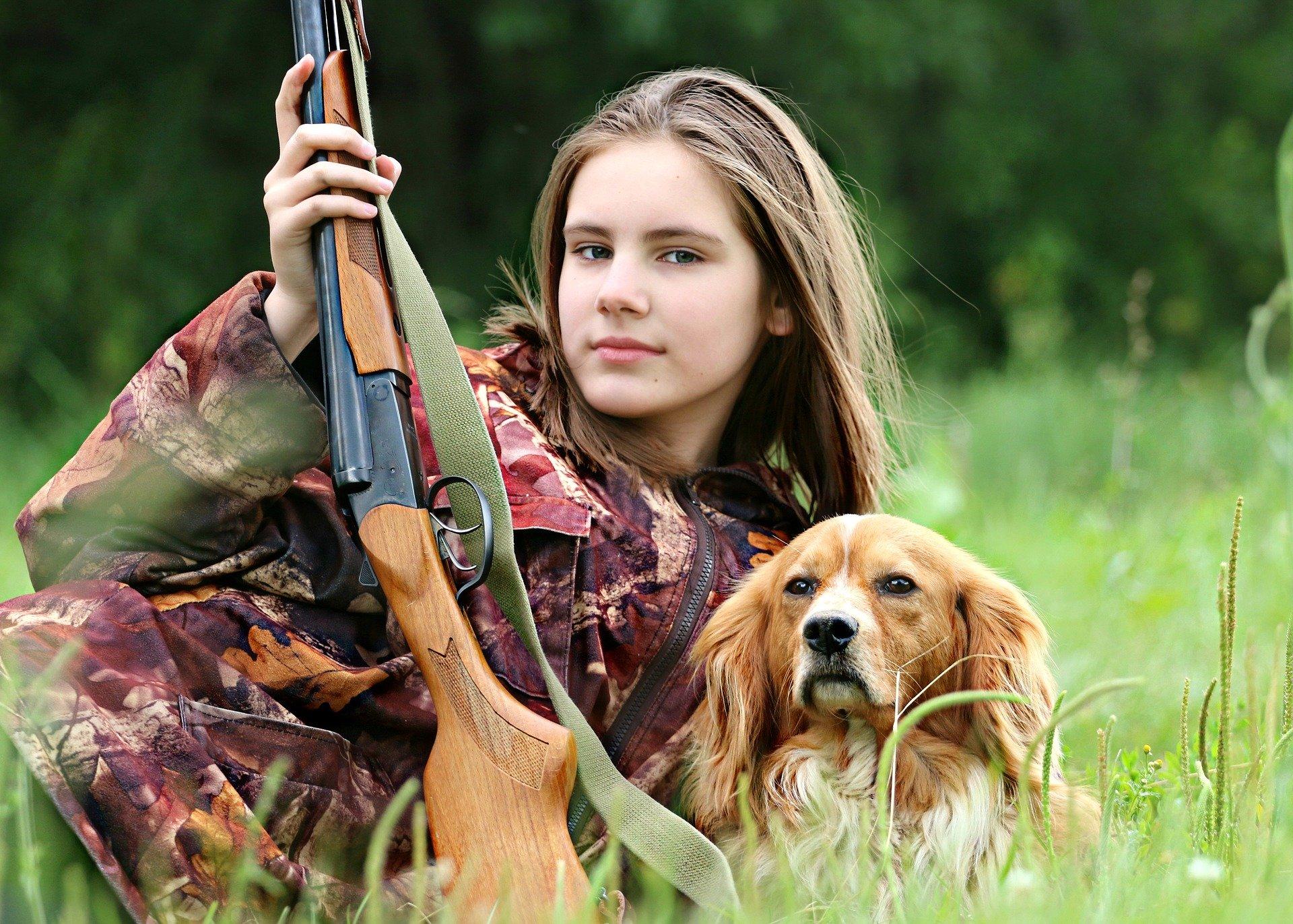 Équipement de chasseur