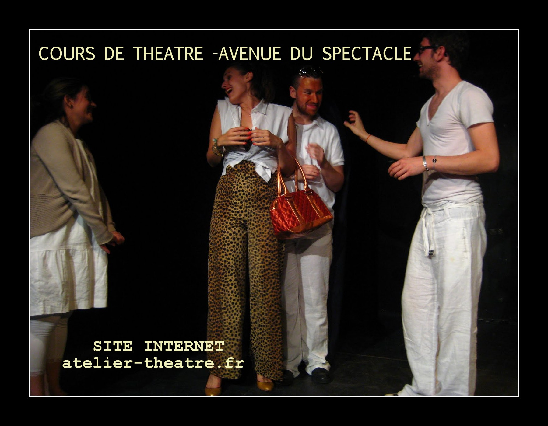 Cours de theatre Paris / Avenue du spectacle
