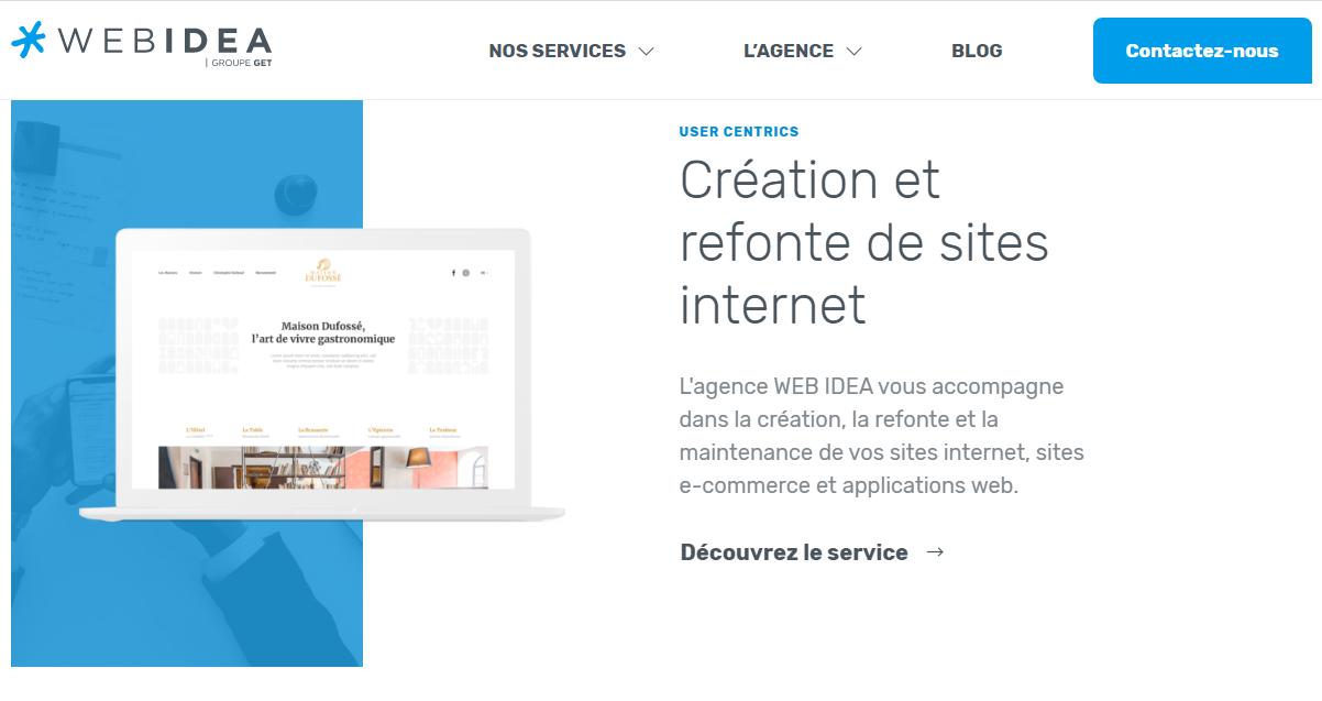 Création de site internet à Metz