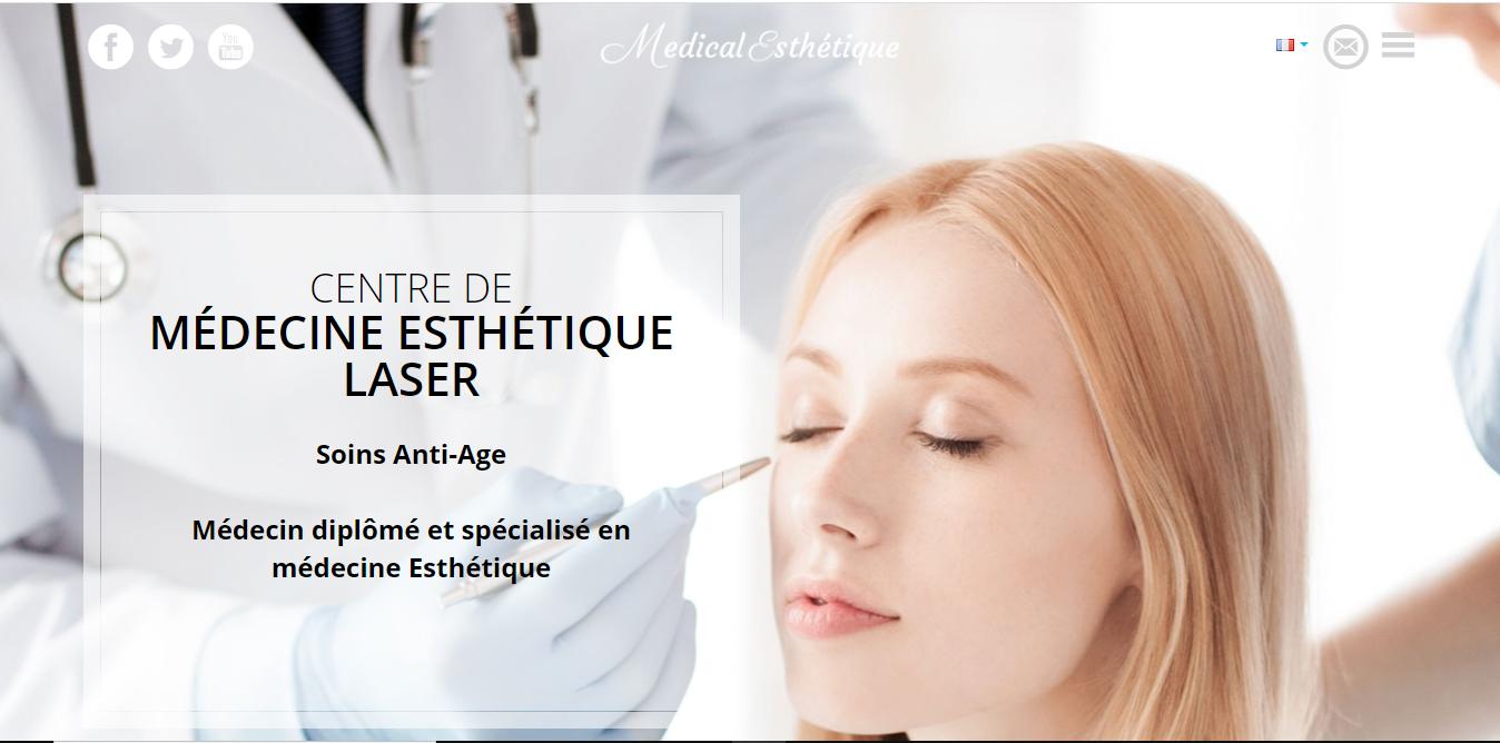 Medical Esthétique, votre centre de médecine de rajeunissement